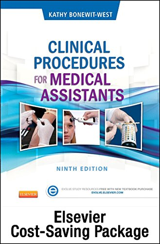 9780323316248: Clinical Procedures for Medical Assistants - Text and Study Guide Package, 9e