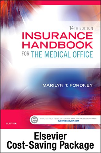9780323316910: Insurance Handbook for the Medical Office - Text and Workbook Package, 14e