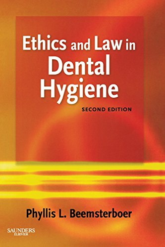 9780323318808: Ethics and Law in Dental Hygiene