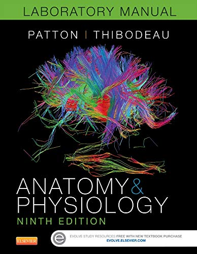9780323319638: Anatomy & Physiology Laboratory Manual and E-Labs, 9e
