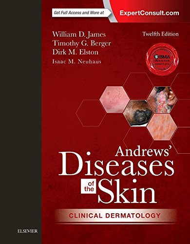 9780323319676: Andrews' Diseases of the Skin: Clinical Dermatology, 12e