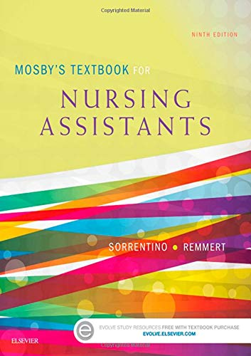 9780323319744: Mosby's Textbook for Nursing Assistants - Soft Cover Version, 9e