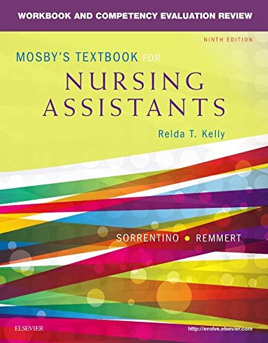 Mosby's Textbook F/Nurs.Assist. Wkbk.