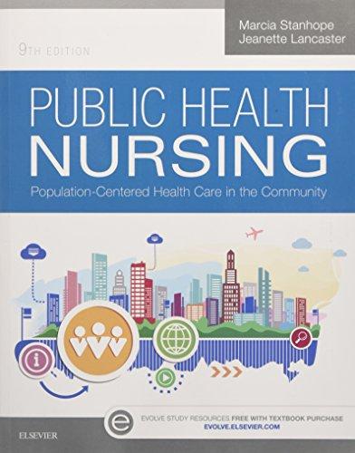 9780323321532: Public Health Nursing: Population-Centered Health Care in the Community, 9e