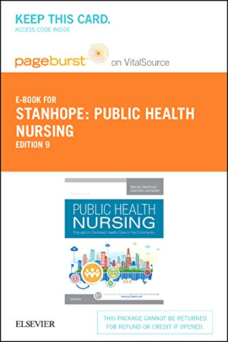 9780323321594: Public Health Nursing - Elsevier eBook on VitalSource (Retail Access Card): Population-Centered Health Care in the Community, 9e