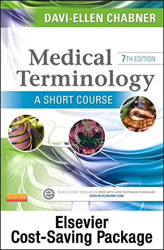 9780323322102: Medical Terminology: A Short Course - Text and Adaptive Learning Package, 7e