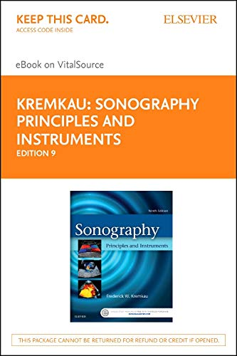 9780323322775: Sonography Principles and Instruments - Elsevier eBook on VitalSource (Retail Access Card), 9e