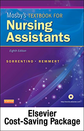 9780323323963: Mosby's Textbook for Nursing Assistants (Soft Cover Version) - Text and Mosby's Nursing Assistant Video Skills: Student Online Version 4.0 (Access Code) Package, 8e