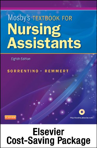 9780323323970: Mosby's Textbook for Nursing Assistants (Soft Cover Version) - Text and Mosby's Nursing Assistant Video Skills - Student Version DVD 4.0 Package