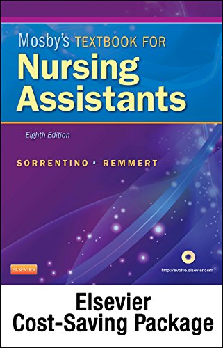 9780323323987: Mosby's Textbook for Nursing Assistants (Soft Cover Version) - Text, Workbook, and Mosby's Nursing Assistant Video Skills: Student Online Version 4.0 (Access Code) Package