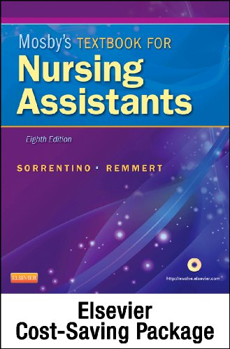 9780323323994: Mosby's Textbook for Nursing Assistants (Soft Cover Version) - Text, Workbook, and Mosby's Nursing Assistant Video Skills - Student Version DVD 4.0 Package