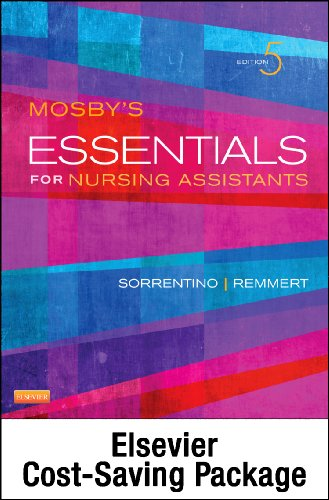 9780323326933: Mosby's Essentials for Nursing Assistants - Text and Mosby's Nursing Assistant Skills DVD - Student Version 4.0 Package, 5e