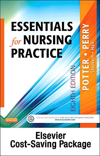 9780323327381: Essentials for Nursing Practice - Text and Study Guide Package, 8e