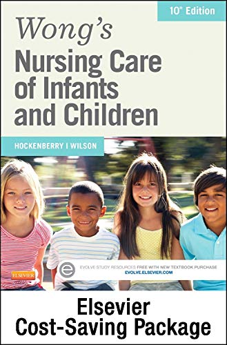 9780323328333: Wong's Nursing Care of Infants and Children - Text and Virtual Clinical Excursions Online Package, 10e