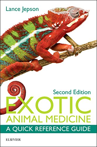 9780323328494: Exotic Animal Medicine: A Quick Reference Guide, 2e