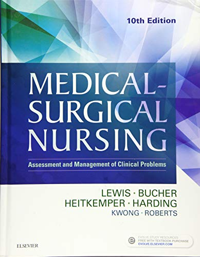 9780323328524: Medical-Surgical Nursing: Assessment and Management of Clinical Problems, Single Volume