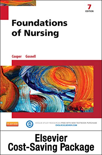 9780323328838: Foundations of Nursing and Elsevier Adaptive Quizzing Package, 7e
