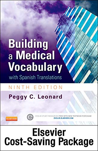 Building a Medical Vocabulary: With Spanish Translations: Leonard, Peggy C.
