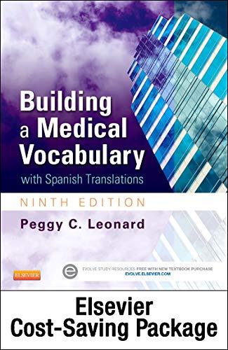Medical Terminology Online for Building a Medical: Leonard BA MT