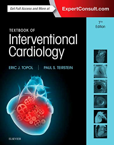 Textbook of Interventional Cardiology: Eric J. Topol