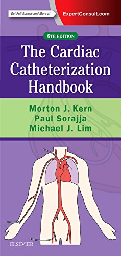 Cardiac Catheterization Handbook, 6e: Kern MD MSCAI