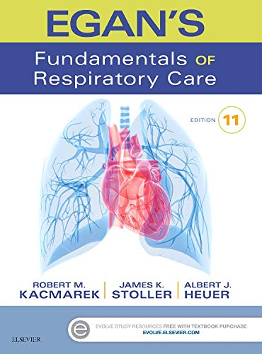 9780323341363: Egan's Fundamentals of Respiratory Care, 11e