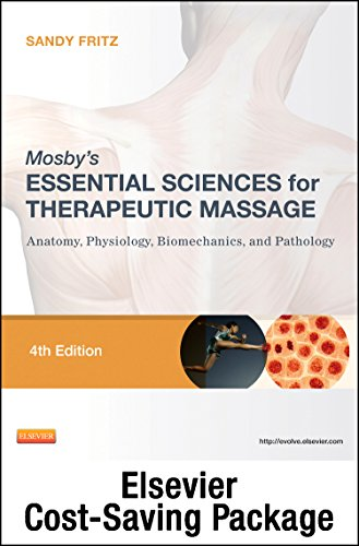9780323352314: Mosby's Essential Sciences for Therapeutic Massage - Text and Elsevier Adaptive Learning Package