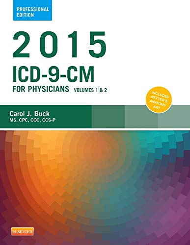 9780323352529: ICD-9-CM for Physicians 2015: 1-2