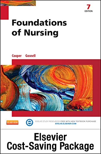9780323352581: Foundations of Nursing - Elsevier Adaptive Quizzing and Elsevier Adaptive Learning (Retail Access Cards)