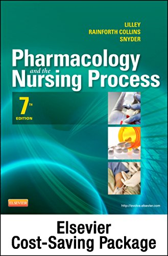 9780323353649: Pharmacology and the Nursing Process - Text and Elsevier Adaptive Learning (Access Card) and Elsevier Adaptive Quizzing (Access Card) Package