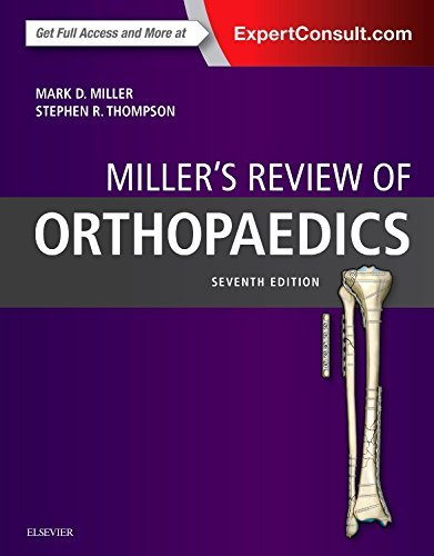 9780323355179: Miller's Review of Orthopaedics, 7e