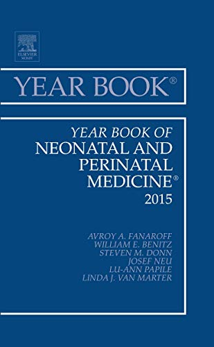 9780323355476: Year Book of Neonatal and Perinatal Medicine 2015 (Year Books)
