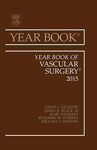 9780323355568: Year Book of Vascular Surgery 2015, 1e
