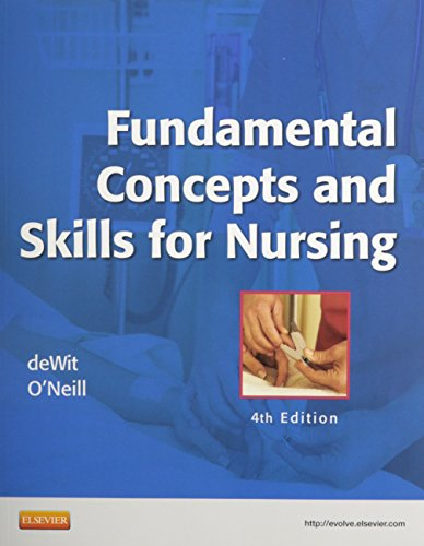 9780323355711: Fundamental Concepts and Skills for Nursing - Text and Elsevier Adaptive Learning (Access Card) and Elsevier Adaptive Quizzing (Access Card) Package, 4e