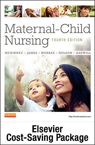 9780323355797: Maternal-Child Nursing - Text and Elsevier Adaptive Learning Package