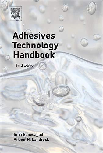 9780323355957: Adhesives Technology Handbook (Plastics Design Library)