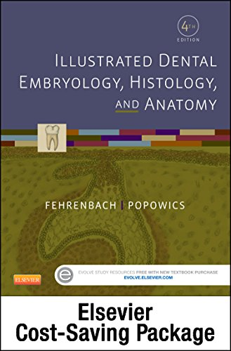9780323355995: Illustrated Dental Embryology, Histology, and Anatomy - Text and Student Workbook Package, 4e