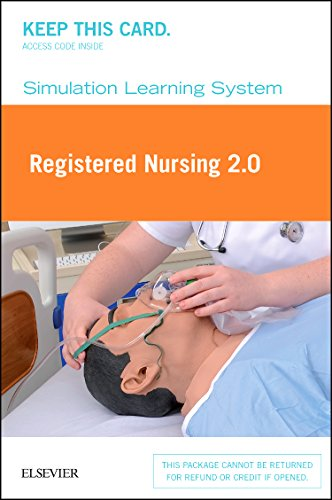 9780323356183: Simulation Learning System for RN 2.0 (Retail Access Card), 1e