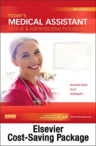 9780323357197: Today's Medical Assistant - Text and Elsevier Adaptive Quizzing Package, 2e