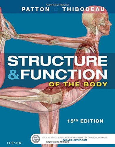 9780323357258: Structure & Function of the Body - Hardcover, 15e (Structure and Function of the Body)
