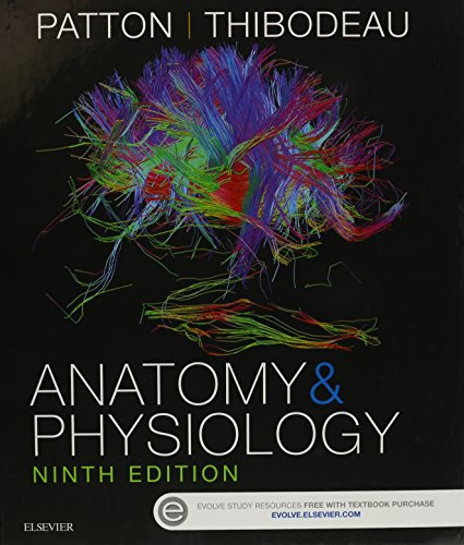 9780323357326: Anatomy & Physiology - Text and Elsevier Adaptive ...
