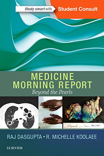 9780323358095: Medicine Morning Report: Beyond the Pearls, 1e