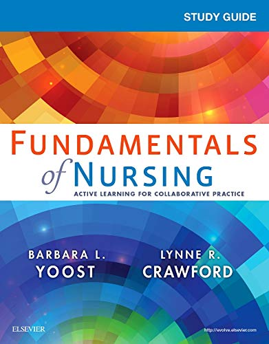 9780323358538: Study Guide for Fundamentals of Nursing