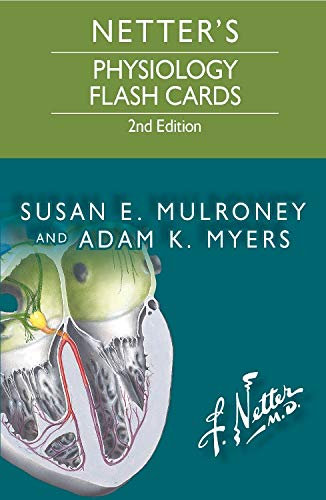 9780323359542: Netter's Physiology Flash Cards, 2e (Netter Basic Science)