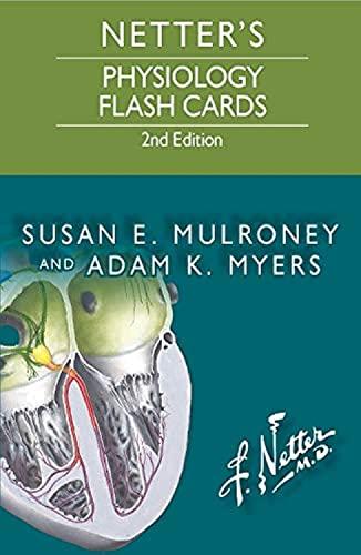 9780323359542: Netter's Physiology Flash Cards, 2e (Netter Basic Science)