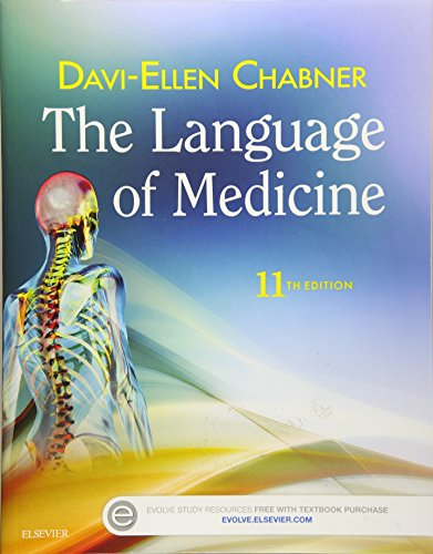 9780323370813: The Language of Medicine, 11e