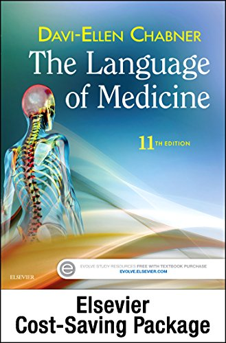 9780323370912: Medical Terminology Online with Elsevier Adaptive Learning for The Language of Medicine (Access Code and Textbook Package), 11e