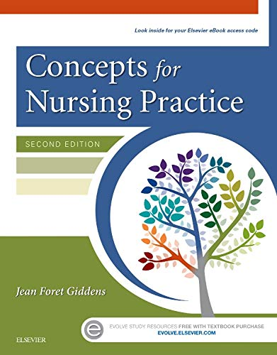 9780323374736: Concepts for Nursing Practice (with eBook Access on VitalSource), 2e