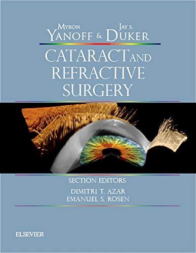 9780323374941: Yanoff & Duker's Cataract and Refractive Surgery