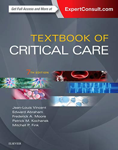 9780323376389: Textbook of Critical Care, 7e